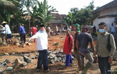 Azwar Hadi Doakan, Pembangunan Masjid Lancar Tanpa Hambatan
