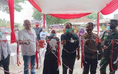 Anna- Fritz Dan Forkopimda, Hadiri Peresmian Kantor Media Buana Lampung
