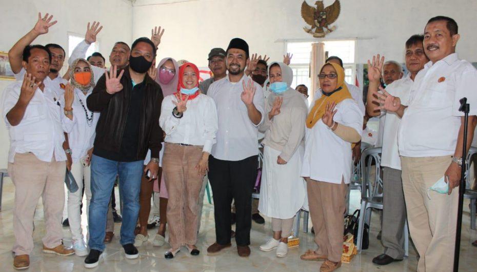 DPP Gerindra Panaskan Mesin Pemenangan Anna-Fritz Nomor 04