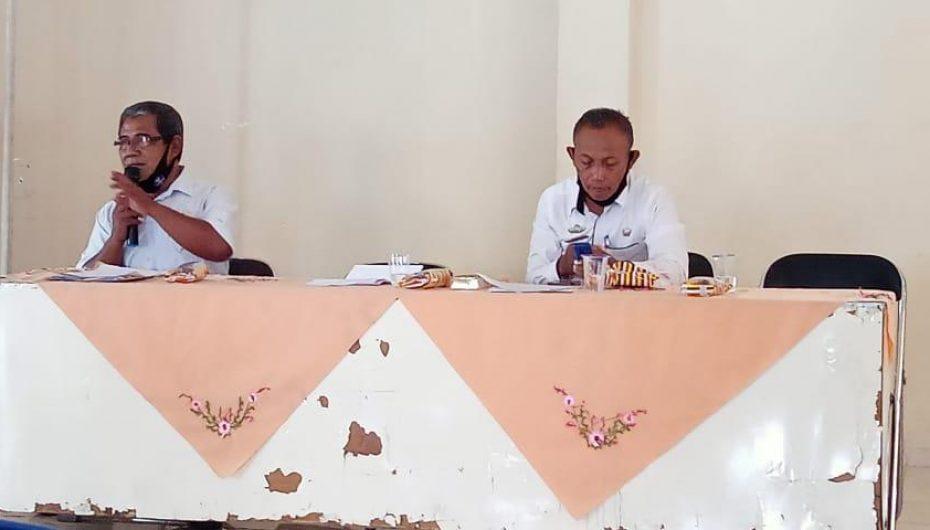 Kelurahan Tejoagung Gelar Musyawarah, Pemuktahiran DTKS Tahap Kedua