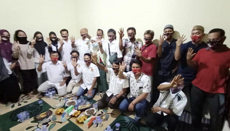 Kader Gerindra Metro akan Solid Bergerak untuk Anna-Fritz