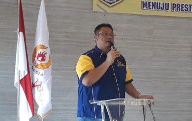 KONI Metro Gelar Workshop Pelatih Olahraga
