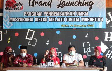 Anna Morinda : Toko Jualanmbakanna.id Terbuka Untuk UKM Metro