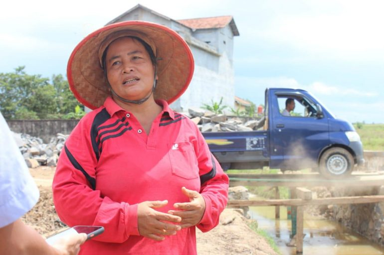 Anna Morinda jadi Solusi Terbaik bagi Petani