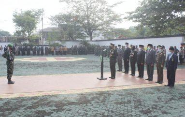 Peringati Hari Pahlawan, Dandim 0411/LT Pimpin Upacara di Metro