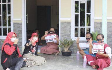 Tolak Golput, Warga Tejo Agung Harap Anna Morinda Pimpin Metro