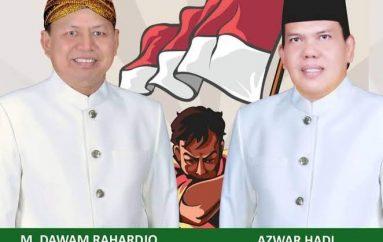 Unggul Hitung Cepat Rakata, DADI Ini Kemenangan Masyarakat Lamtim