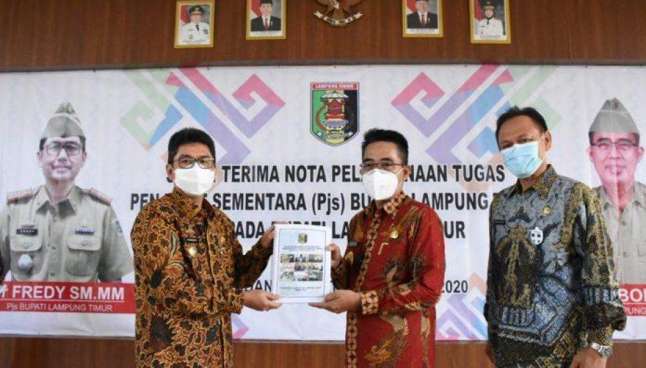 Zaiful Bukhori , Aktiv Kembali Menjadi Bupati Lampung Timur