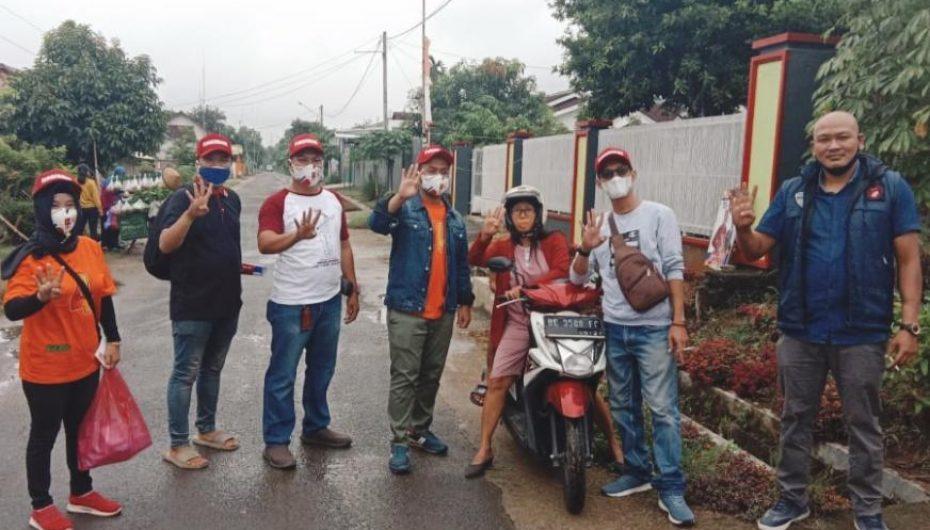 Door to Door, Fritz Akhmad Nuzir Kampanye Dengan Santuy