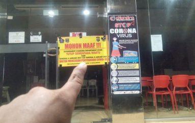 Chandra Metro di TutupTiga Hari