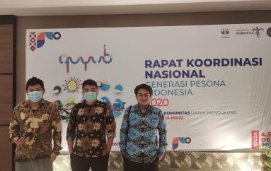 Genpi Lampung Terbentuk, Bangkitnya Pariwisata dan Ekraf