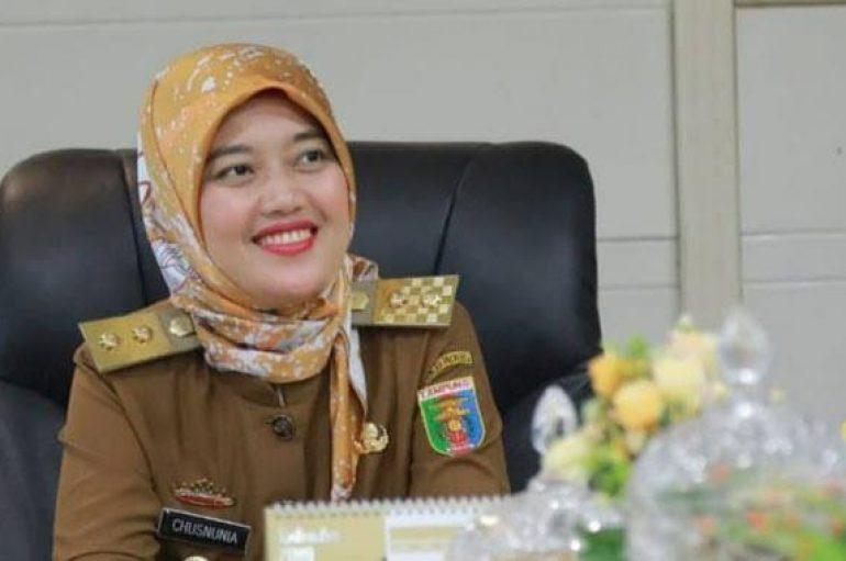 Wagub Lampung Jadi Orang Pertama di Suntik Vaksin Covid-19