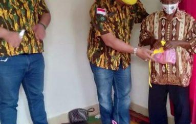 Jumat Berkah AMPG Lamtim Bagikan Sembako