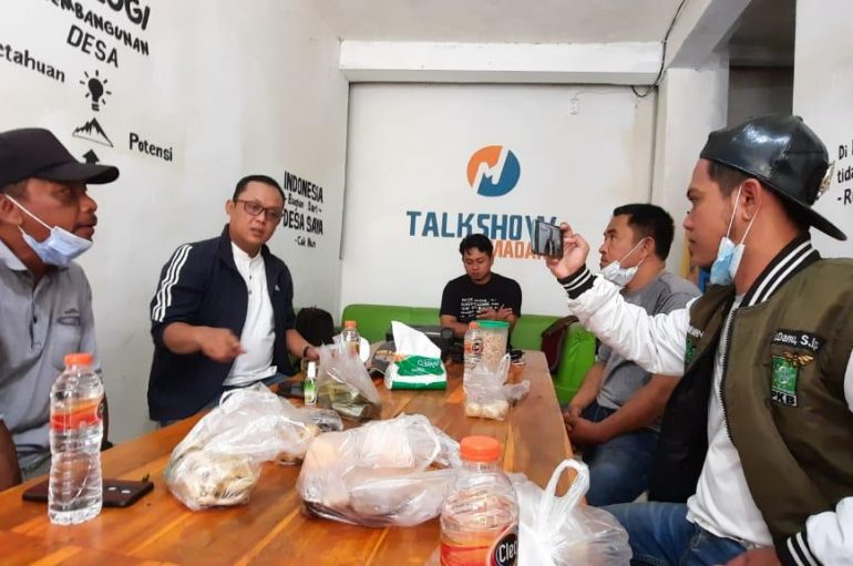 Wabup Lamteng Terpilih, Boyong Puluhan Warga Lamteng Kunjungi Pasar Payungi