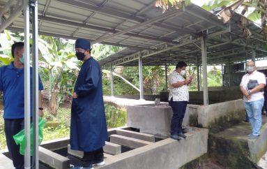 Komisi lll DPRD Lamteng Minta RS Yukum Medical Perbaiki Pembuangan Limbah Cair