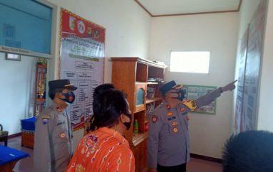 Wakapolres Tuba Resmikan KTN di Kecamatan Banjar Margo