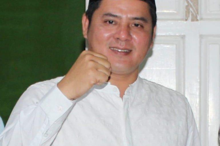 Wakil ketua PCNU Kota Metro Membenarkan Hasil Swab Kiyai Ali Qomaruddin Positif Covid-19