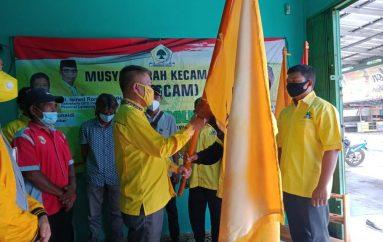 DPD II Partai Golkar Tubaba Gelar Muscam