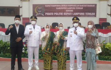 Musa Ahmad: Paparkan 5 Program Prioritas Wujudkan Lamteng Unggul di Provinsi Lampung
