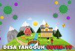 Persiapan Launching Sebagai Kampung Tangguh, Masyarakat Sidomulyo Gelar Gotong Royong