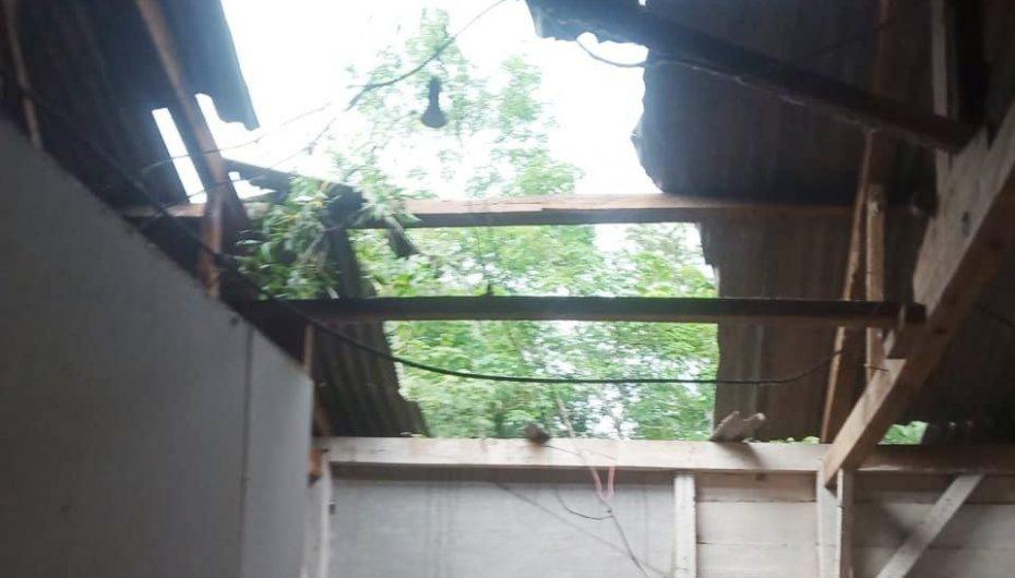 Polsek Banjar Agung Evakuasi dan Data Korban Terdampak Bencana Alam