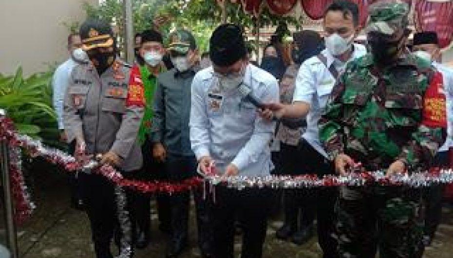 Wali Kota Metro Resmikan KTN Jurai Siwo