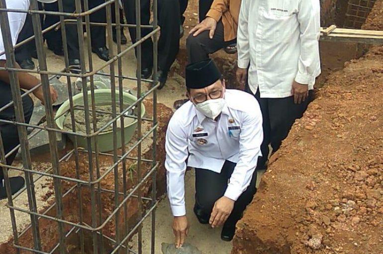 Walikota dan Wawako Metro Hadiri Peletakan Batu Pertama TPQ Nurhidayah