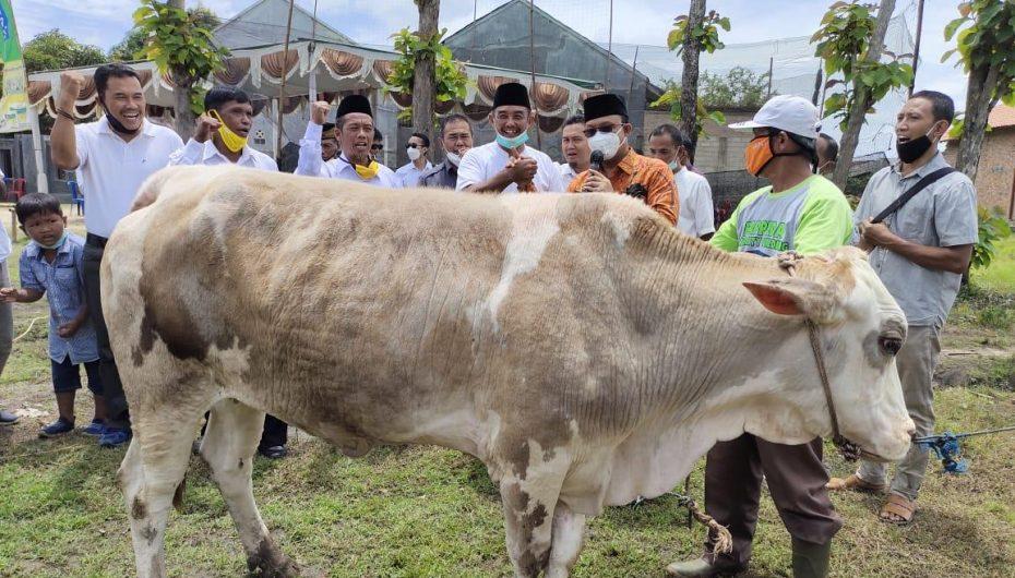 Wakil Bupati Lamteng, Akan Usulkan Alokasi Pupuk Bersubsidi Bertambah