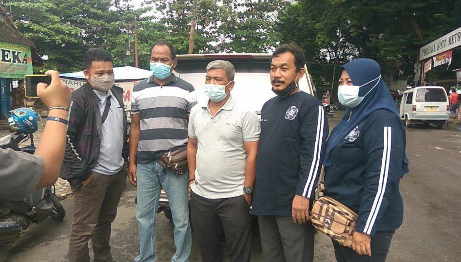 Temu Kangen STM Muhammadiyah 2 Metro Berbagi Rasa di Jumat Berkah