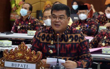 Bupati Lampung Tengah Hadiri Verifikasi Penghargaan APE