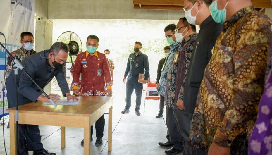 Pemkab Tubaba Dukung Program Provinsi Wujudkan Petani Sejahtera