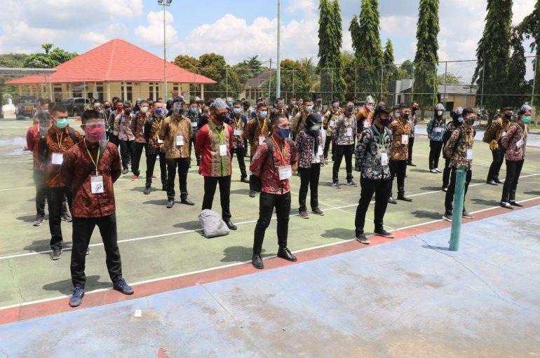 Rekrutmen Polri, Polres Tuba Imbau Warga Tak Mudah Percaya Janji