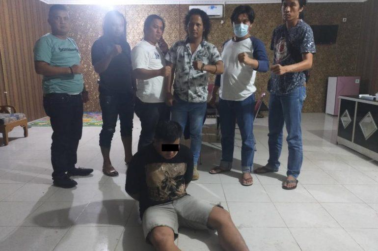 Dor! DPO Pencuri Sapi Ditembak Polisi