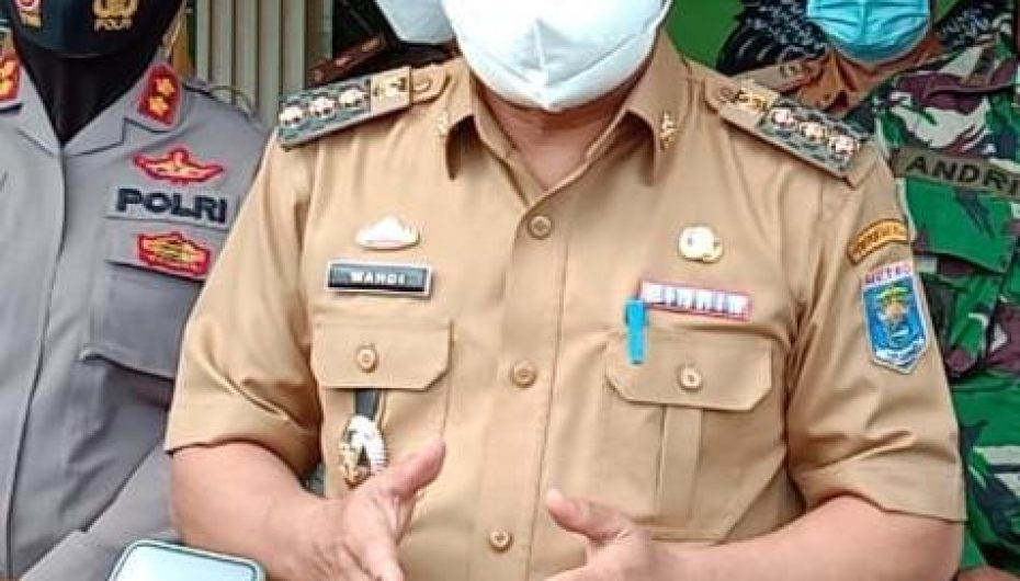 Walikota Metro Wahdi: Warga Metro Diminta Perketat Protokol Kesehatan