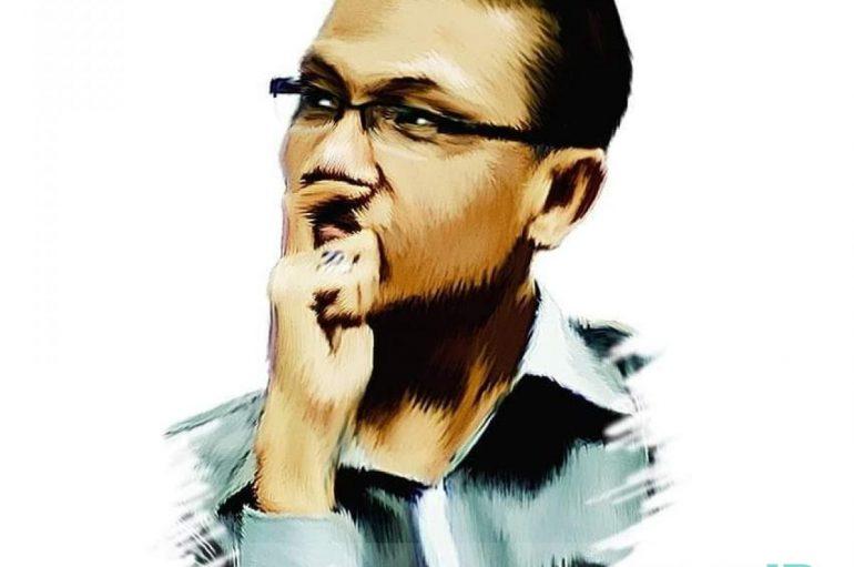Calon Ketua PWI Provinsi Lampung, Kunjungi Balai Wartawan Prof.Bagir Manan di Tubaba