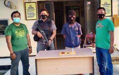 Bawa Narkotika, Petani Batu Ampar Ditangkap Polsek Rawa Pitu