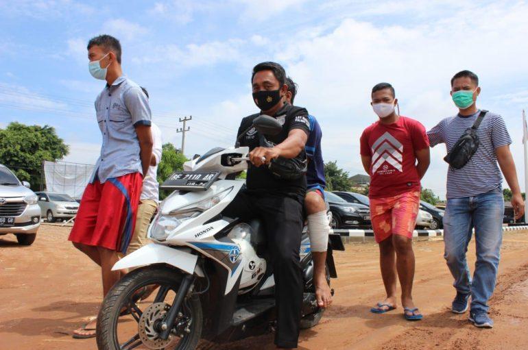 Kroyok Mahasiswa, Remaja Banjarsari Ditangkap Polisi