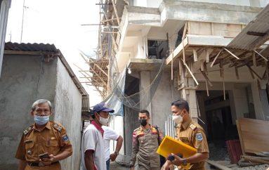 Bangunan Gedung Raden Sumatera Terancam Disegel Pemkot