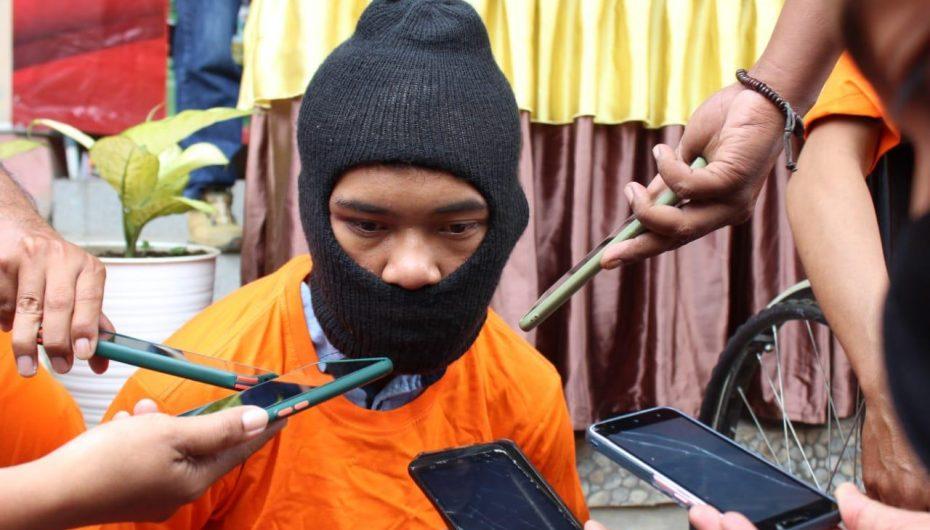 Warga Perumnas Metro Timur Gagalkan Aksi Pencurian