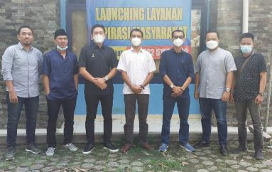 PWI-HIPMI Komitmen Kolaborasi Awasi Pembangunan di Tengah Pandemi