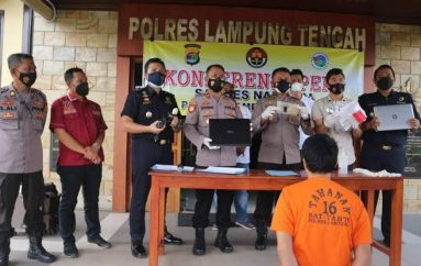 Polisi dan Bea Cukai Tangkap Pemesan Bahan Ekstasi Internasional