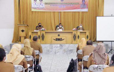 BKPSDM Beri Pelatihan Kode Etik ke PNS Fungsional