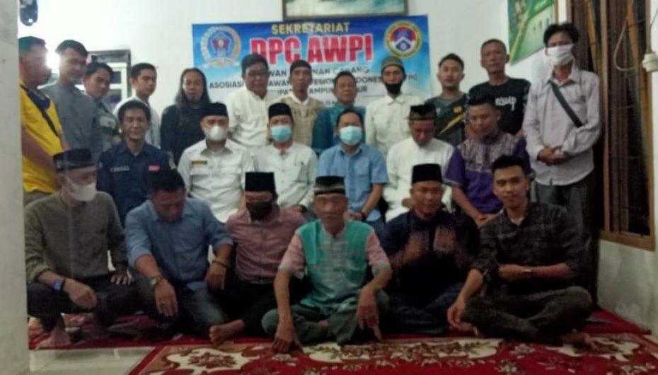 DPC AWPI Lamtim Menggelar Rakor Pemantapan Kepengurusan