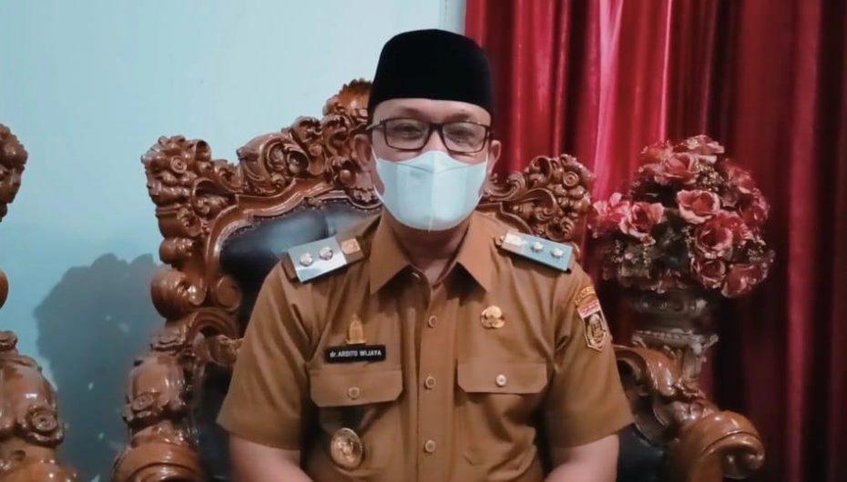 Video Nyanyi Tanpa Prokes Jadi Sorotan, Wabup Lamteng Sampaikan Permohonan Maaf