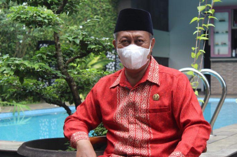 DPRD Soroti Wacana Walikota Metro Bangun MPP