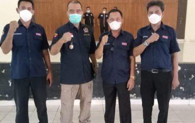 Ketua umum DPP AWPI Hengky Ahmad Jazuli Kukuhkan Pengurus DPC AWPI Lamtim