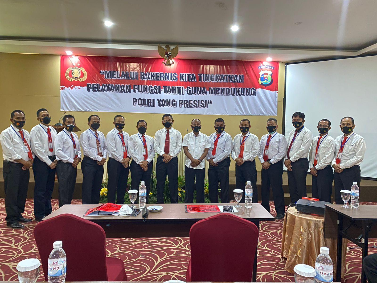 Dit Tahti Polda Lampung Buka Pelayanan Terintergrasi, Modern, Mudah dan Cepat