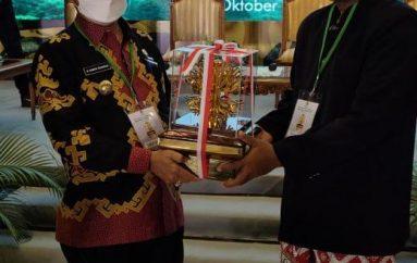Lamtim Raih Penghargaan KALPATARU dari KLHK